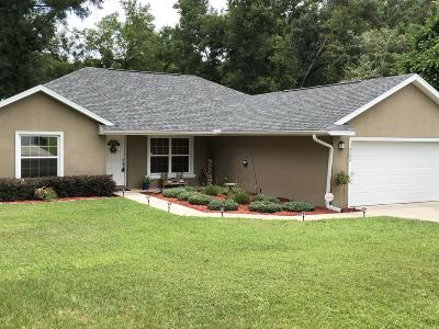 Summerfield Single Family Home For Sale: 16280 SE 81st Court