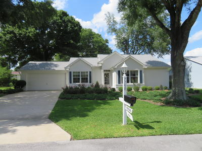 Ocala Single Family Home For Sale: 7790 SW 114th Loop