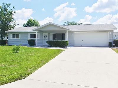 Ocala Single Family Home For Sale: 10889 SW 79 Avenue