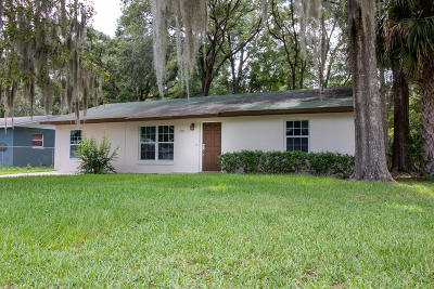 Ocala Single Family Home For Sale: 2840 NE 16th Avenue