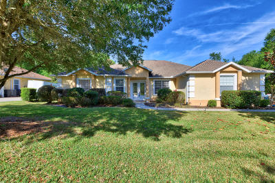 Belleview Single Family Home For Sale: 10100 SE 42nd Court