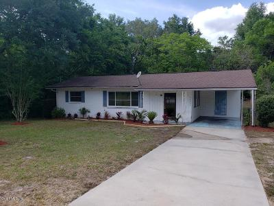 Dunnellon Single Family Home For Sale: 19901 SW Rainbow Lakes Boulevard