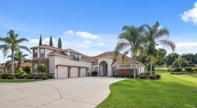 Lady Lake Single Family Home For Sale: 39613 Harbor Hills Boulevard