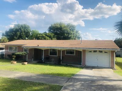 Ocala Single Family Home For Sale: 14590 SW 35th Terrace Road