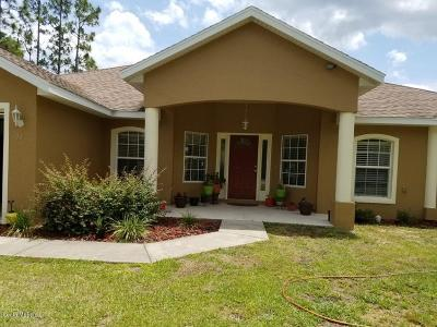 Single Family Home For Sale: 11 Bahia Pass Run
