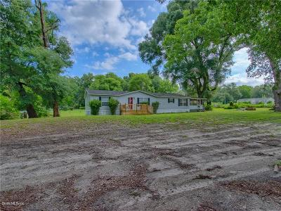 Summerfield Mobile/Manufactured Pending: 14568 SE 73rd Avenue