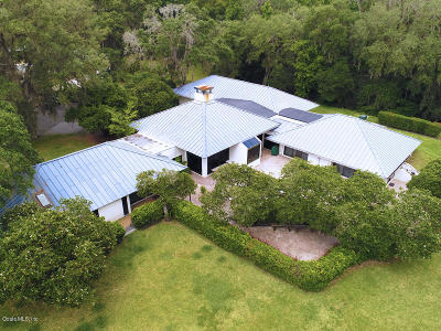 Reddick Farm For Sale: 8695 NW 120 Th St Street