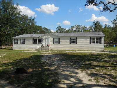 Mobile/Manufactured For Sale: 3799 SE 117th Terrace