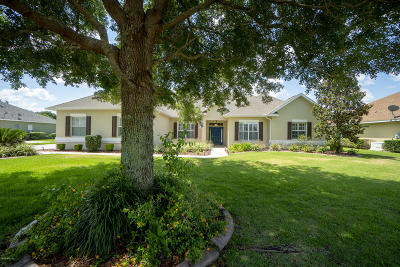 Ocala Single Family Home For Sale: 4744 SE 35th Street