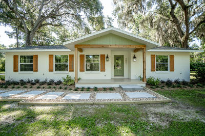 Ocala Single Family Home For Sale: 4801 SE 44th Ave Road