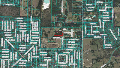Ocala Residential Lots & Land For Sale: SW 144th Court