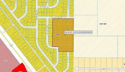 Citrus Springs FL Residential Lots & Land For Sale: $115,000