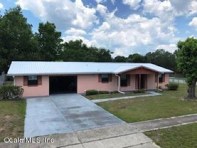 Ocala Single Family Home For Sale: 14702 SW 35th Terrace Road