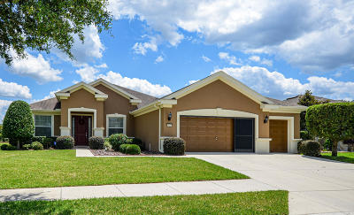 Ocala Single Family Home For Sale: 9858 SW 69th Lane