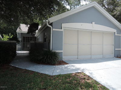 Ocala Single Family Home For Sale: 8043 SW 115th Loop