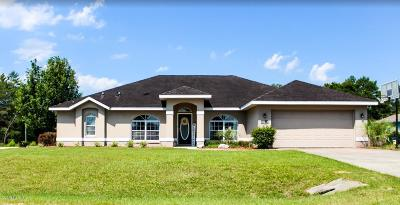 Ocala Single Family Home For Sale: 9792 SW 46th Court