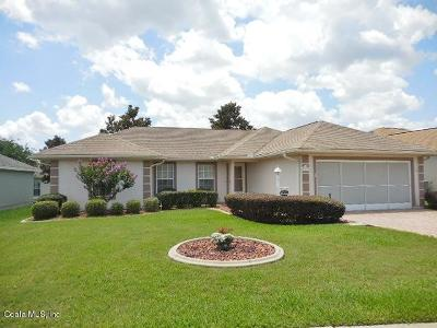 Summerfield FL Single Family Home For Sale: $212,900