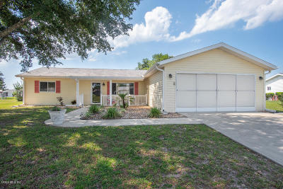 Ocala Single Family Home For Sale: 6324 SW 111 Th Street
