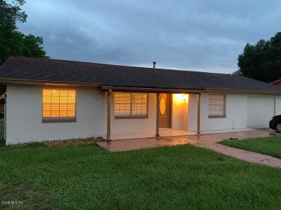 Marion Oaks North, Marion Oaks Rnc, Marion Oaks South Single Family Home For Sale: 3350 SW 147th Street