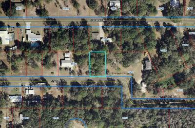 Dunnellon Residential Lots & Land For Sale: SE 197 Street