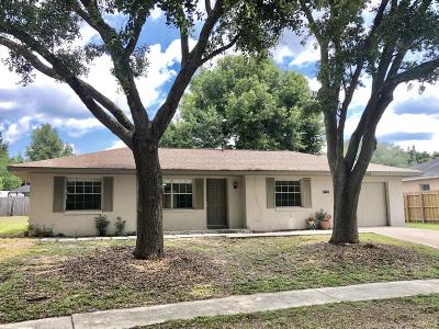 Ocala Single Family Home For Sale: 3565 SW 150th Lane Road