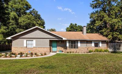 Ocala Single Family Home For Sale: 1522 SE 42nd Avenue