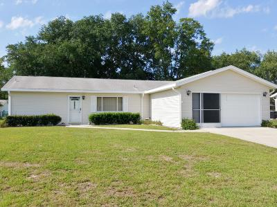 Ocala Single Family Home For Sale: 8326 SW 107 Place