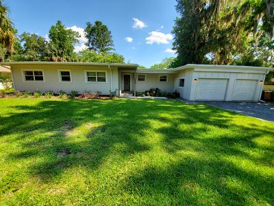 Ocala Single Family Home For Sale: 1544 SE 13th Street