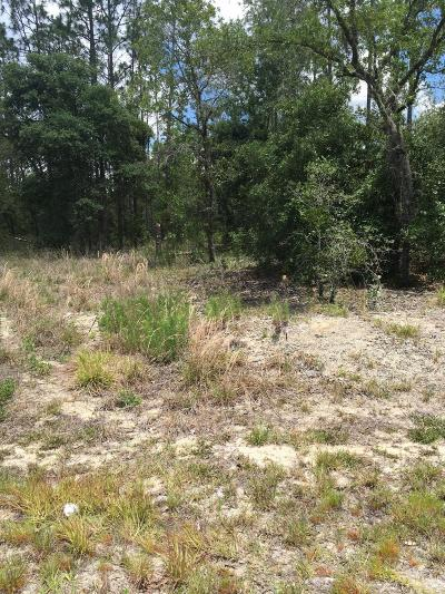 Dunnellon FL Residential Lots & Land For Sale: $6,200