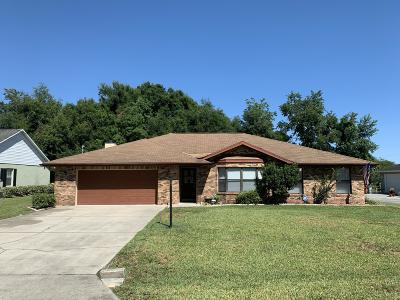 Ocala Single Family Home For Sale: 4 Banyan Court