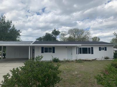 Ocala Single Family Home For Sale: 9115 SW 103rd Place