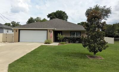 Summerfield Single Family Home For Sale: 8500 SE 158th Place