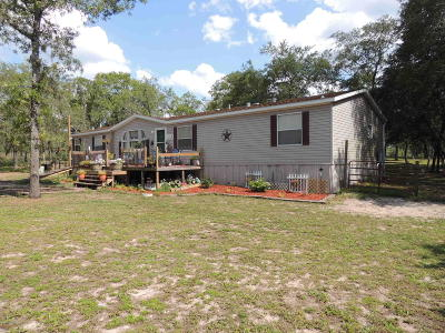 Mobile/Manufactured Pending-Continue to Show: 21510 SE 68th Lane