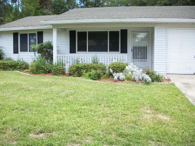 Ocala Single Family Home For Sale: 10961 SW 80th Court