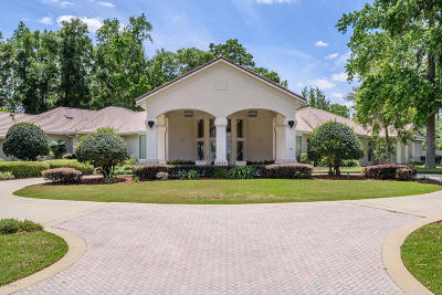 Ocala Single Family Home For Sale: 2236 Laurel Run Drive