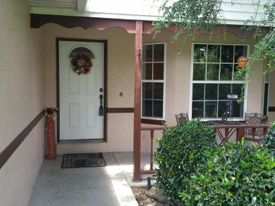 Ocala Single Family Home For Sale: 5390 SE 15th Court