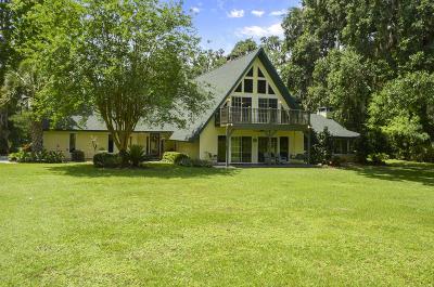 Ocala FL Single Family Home For Sale: $935,000