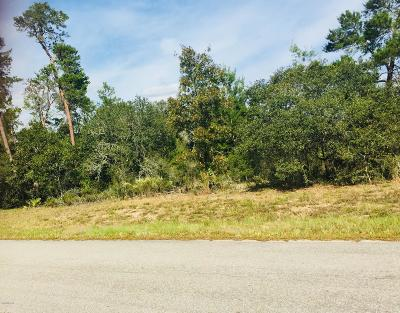Ocala Residential Lots & Land For Sale: SW 50 Th Terrace #12