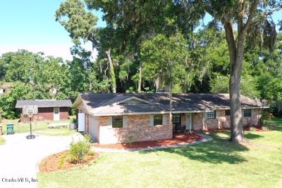 Ocala Single Family Home For Sale: 3029 SW 34th Terrace