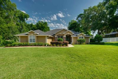 Ocala Single Family Home For Sale: 4529 SE 34th Place
