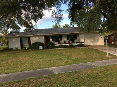 Marion Oaks North, Marion Oaks Rnc, Marion Oaks South Single Family Home For Sale: 3841 SW 143 Lane Road