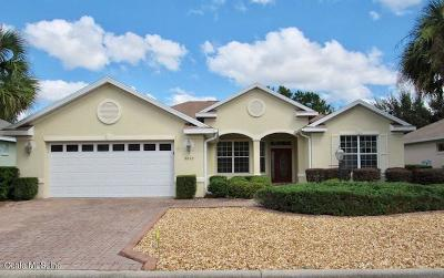 Ocala Single Family Home For Sale: 8895 SW 84th Circle