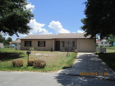 Ocala Single Family Home For Sale: 328 Oak Track Run