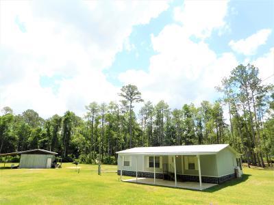 Marion County Single Family Home For Sale: 16240 NE 141st Terrace
