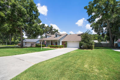 Ocala Single Family Home For Sale: 3643 SE 49 Street