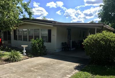 Ocala Mobile/Manufactured For Sale: 475 NE 63rd Court