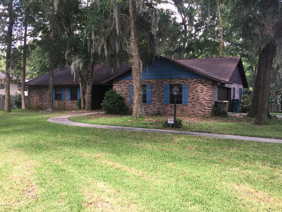 Ocala FL Single Family Home For Sale: $188,000