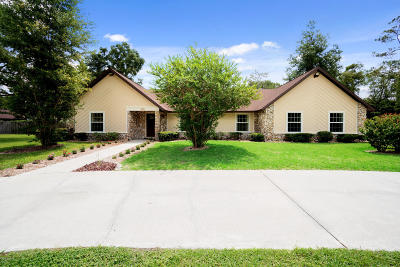 Ocala FL Single Family Home For Sale: $375,000
