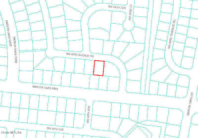 Ocala Residential Lots & Land For Sale: SW 43rd Avenue Road