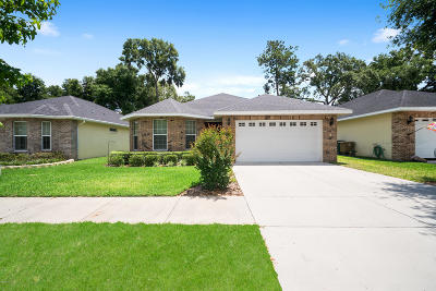 Ocala Single Family Home For Sale: 2209 NE 38 Terrace